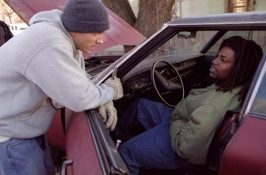 Eminem и Mekhi Phifer