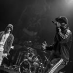 Jeremy Deputat 2012.03 - 50 Cent & Eminem doing soundcheck at SXSW