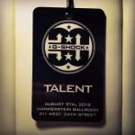 Jeremy Deputat 2012.08.10 - G-Shock. 30th Anniversary. Eminem. Slaughterhouse. Great party