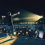 Jeremy Deputat 2013.09.02 - Final night of the European tour - Leeds Festival - Until next time.