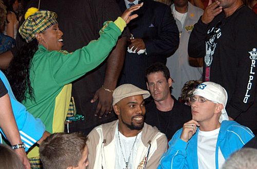 Missy Elliott and Eminem 2003 MTV Video Music Awards