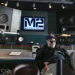 Mark Bass is co-owner of F.B.T. studio, which has hosted work by Eminem, D12, T.I. and the Dramatics. Bass, who has started a label called Motunes Media, says he's mixing new material by Sly Stone and members of the original Family Stone. Jarrad Henderson/Detroit Free Press