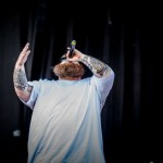 Rapture 2014 Auckland Action Bronson