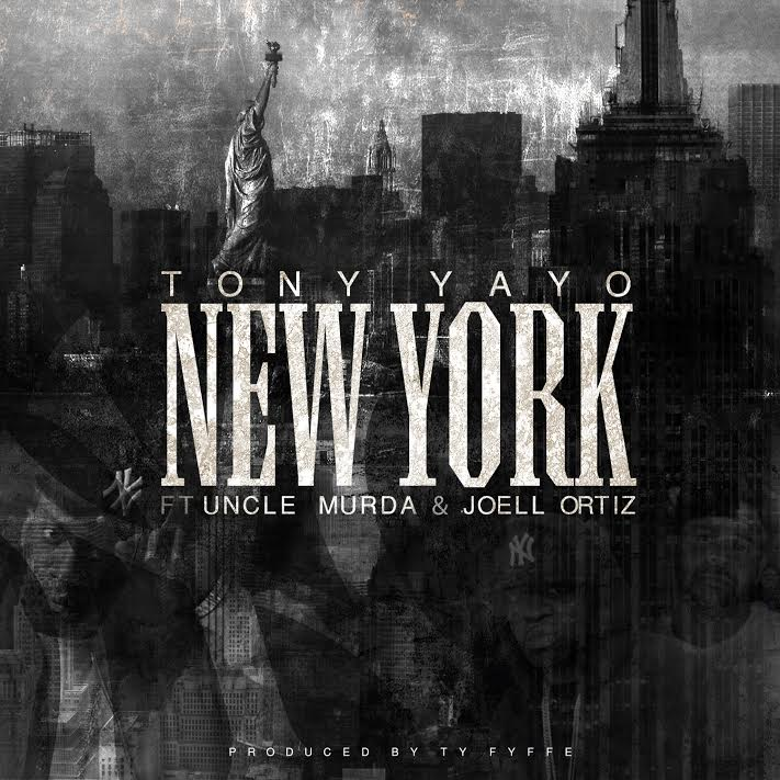 2014.04.04 - Tony Yayo Ft. Uncle Murda x Joell Ortiz - New York