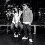 2014.04.14 - Eminem и Rihanna at MTV Movie Awards