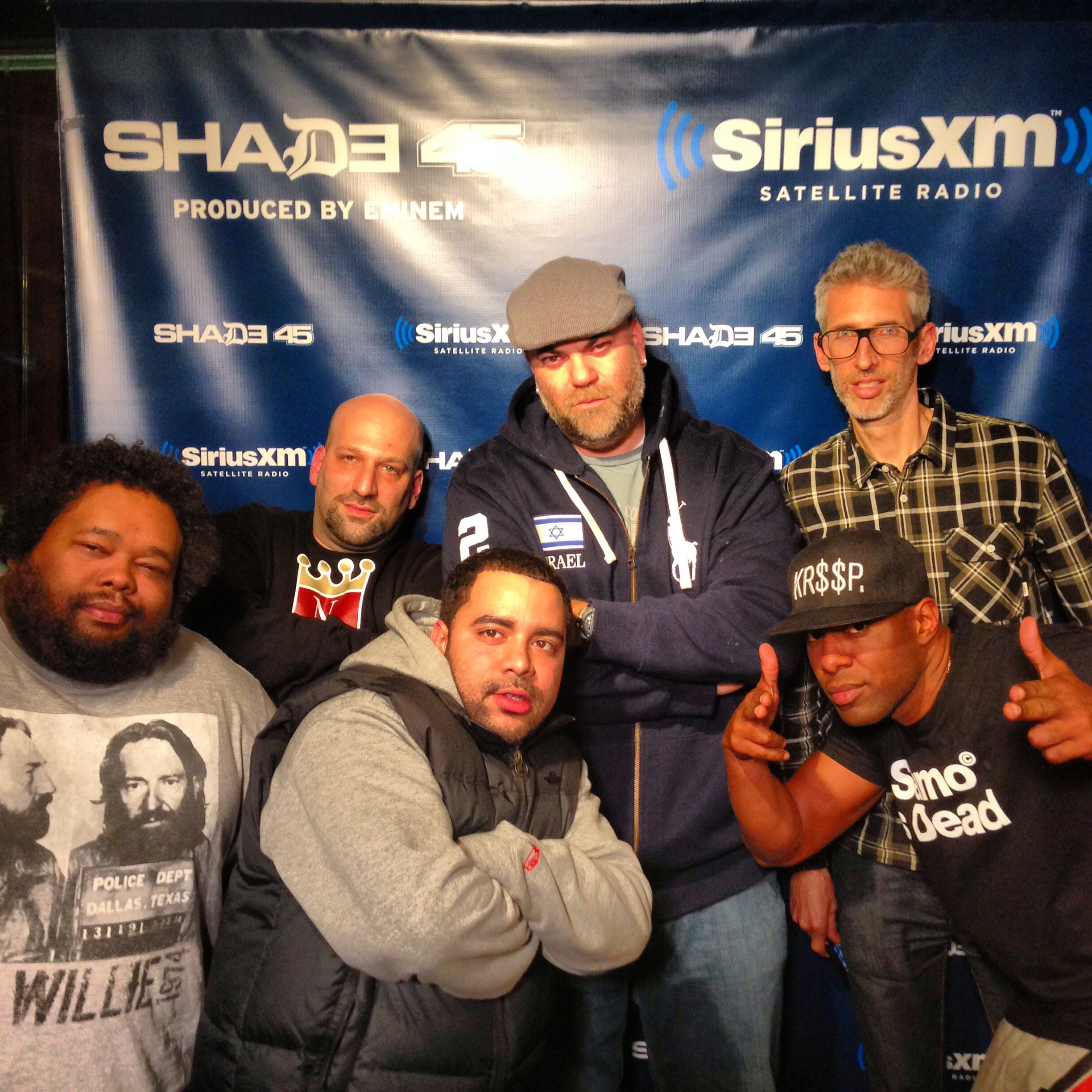 2014.12.08 - Paul Rosenberg & DJ Whoo Kid Interview Rick Rubin
