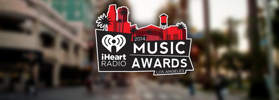 Eminem at iHeart Radio Music Awards