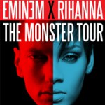 TICKETS FOR THE MONSTER TOUR WITH RIHANNA Pair of tickets to see The Monster Tour in Detroit at Comerica Park