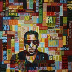 Jay-Z Painting by Borbay