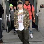 Eminem, Mr. Porter, The Alchemist at MTV Movie Awards, Los-Angeles April 12, 2014