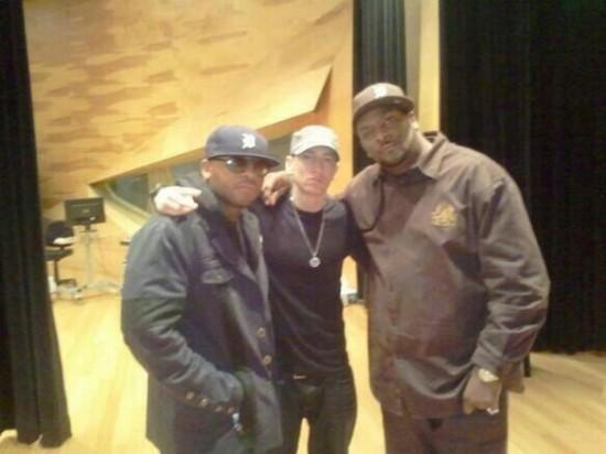 2014.06.09 - Eminem, Royce Da 59 и Trick Trick