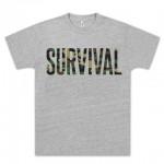 3 Pre-Order Eminem Survival T-Shirt (Grey)