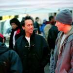 Eminem - Восьмая Миля 8-Mile - Съёмки