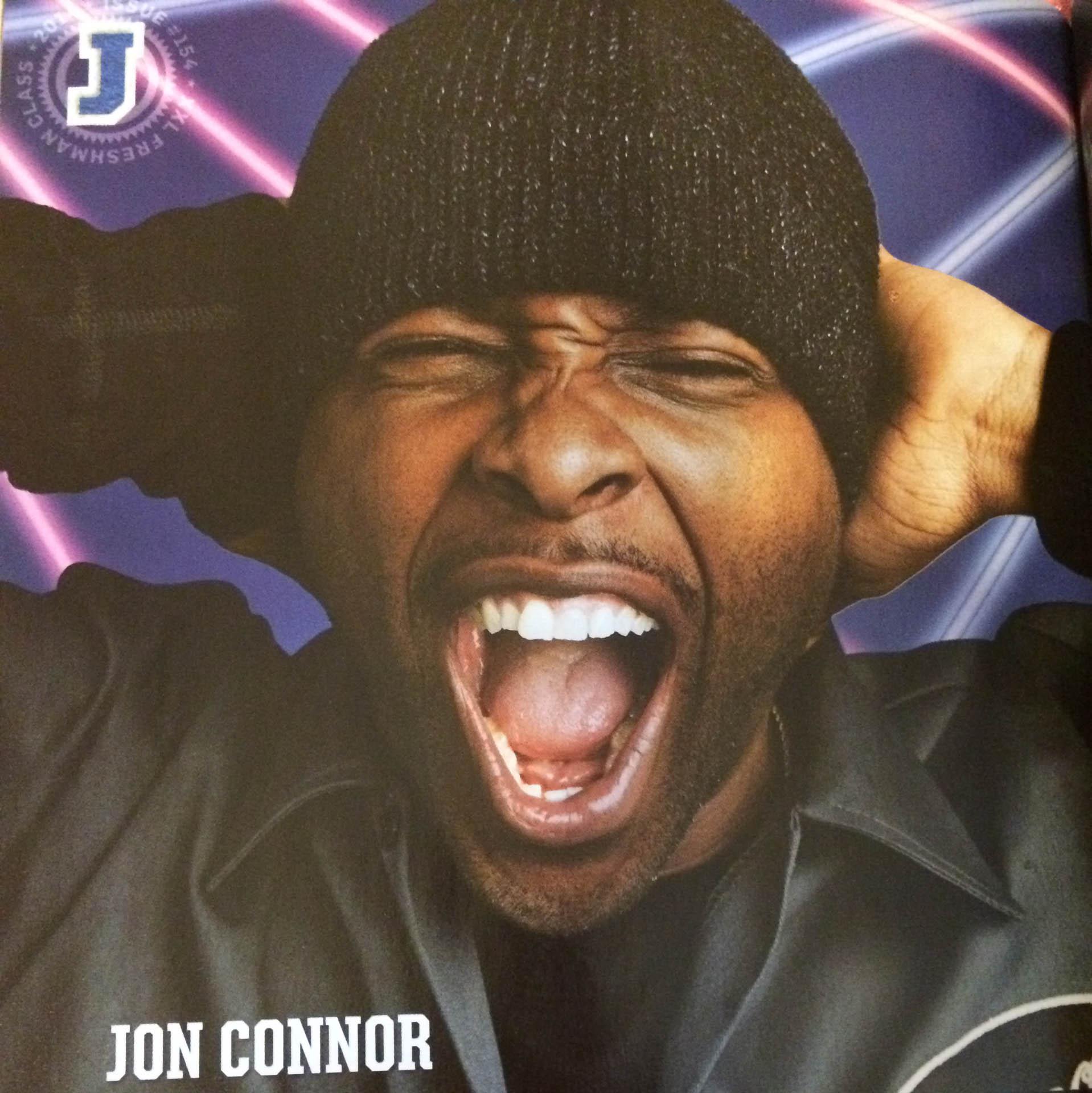 Jon Connor - новый протеже Dr. Dre
