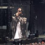 Eminem Wembley Stadium 12.07.2014 ASAP ROCKY