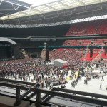 Eminem Wembley Stadium 11.07.2014