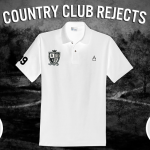 2014.07.09 - Eminem Shady Records Country Club Rejects Polo (White)