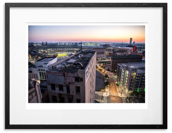 Detroit - 5-46 AM (Signed and numbered by Jeremy Deputat) 2