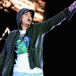 00 - Eminem performs during Day 1 of Lollapalooza 2014 at Grant Park in Chicago, Illinois on August 1, 2014.