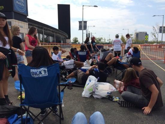 06 Eminem и Rihanna The Monster Tour MetLife Stadium 17-08-2014