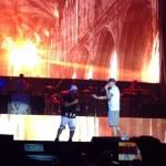 Eminem и Rihanna выступили на фестивале Lollapalooza 2014 (Grant Park, Chicago, Illinois) August 1, 2014.