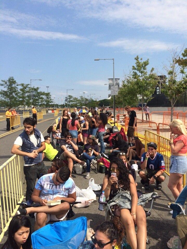 01 Eminem и Rihanna The Monster Tour MetLife Stadium 17-08-2014