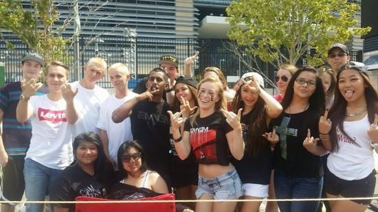 Eminem Rihanna The Monster Tour MetLife Stadium 17-08-2014