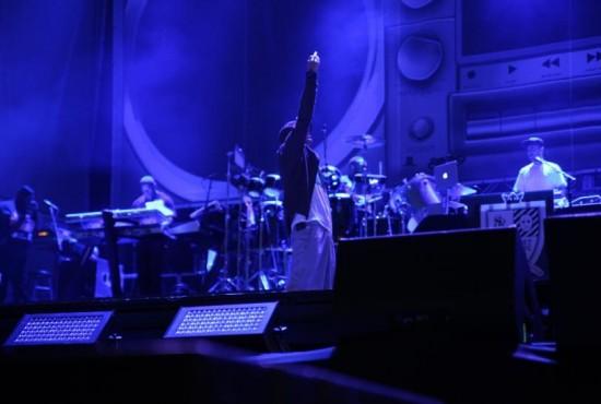 Eminem выступил на фестивале Lollapalooza 2014 (Grant Park, Chicago, Illinois) August 1, 2014.