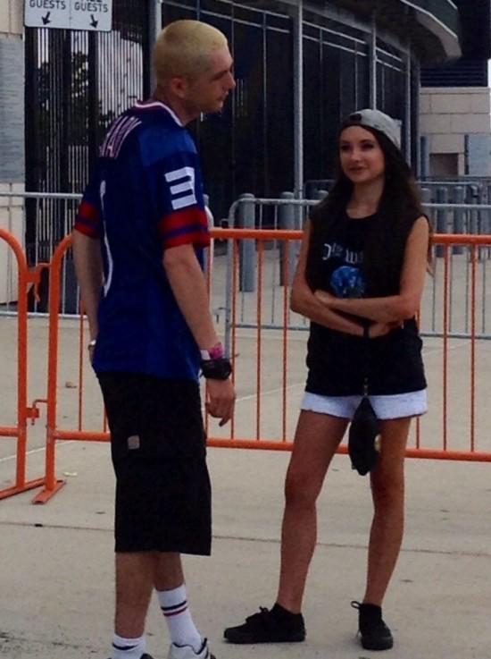 15 Eminem и Rihanna The Monster Tour MetLife Stadium 17-08-2014