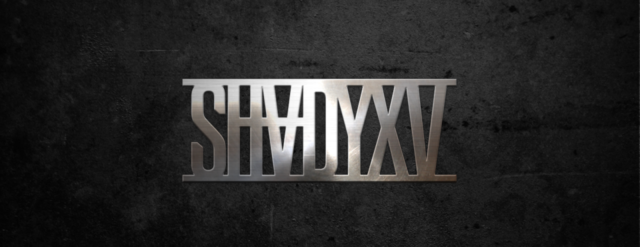 2014.08.25 - Eminem and Shady Records - ShadyXV