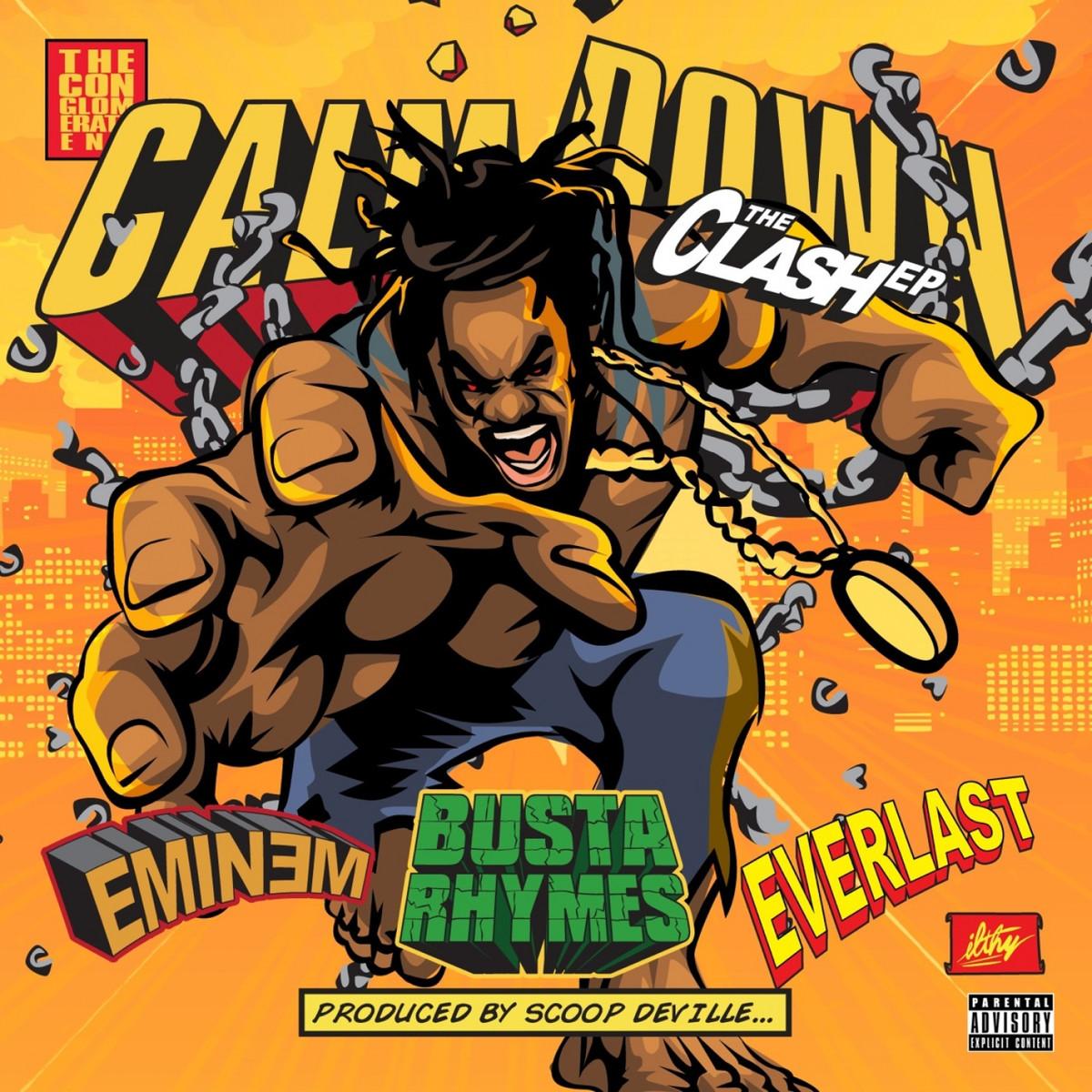 Busta Rhymes Calm Down The Clash EP