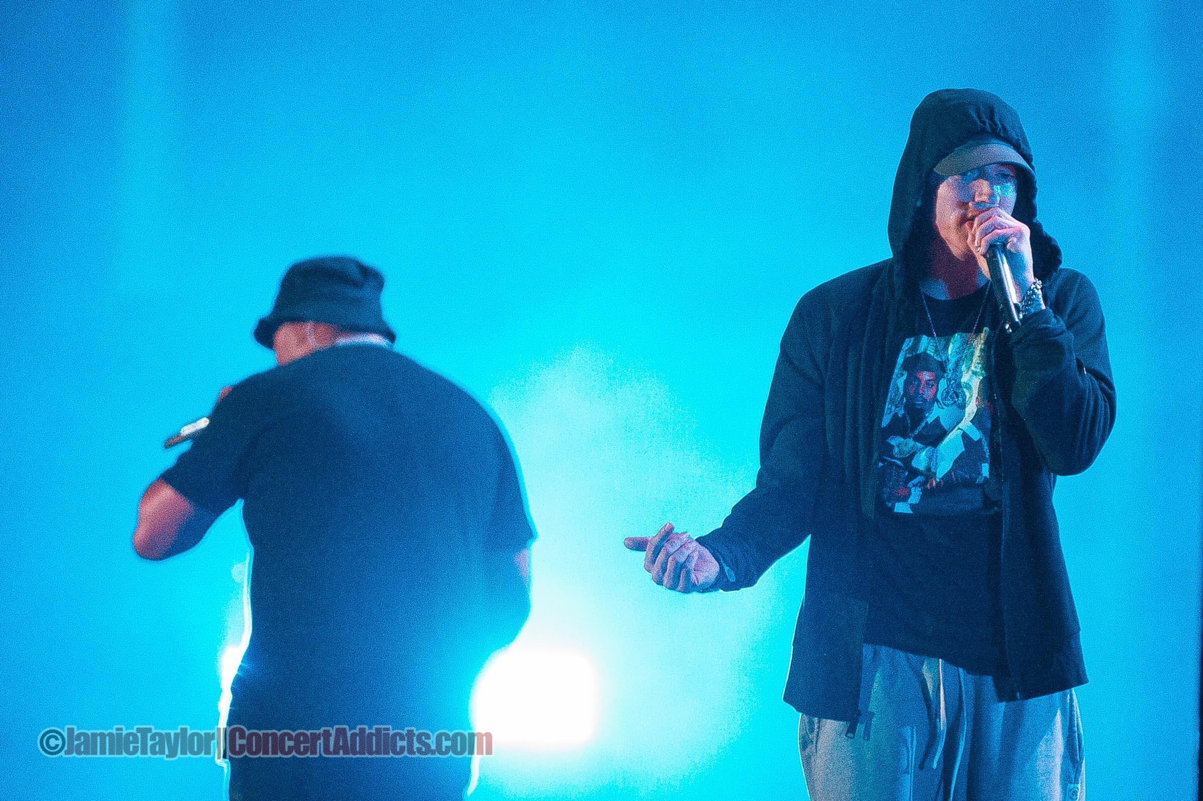 Eminem @ Squamish Valley Music Festival 2014 in Vancouver, Canada