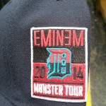 Eminem Detroit Tour Exclusive New Era