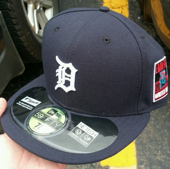 Eminem Detroit Tour Exclusive New Era