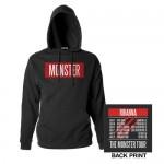 Eminem Rihanna The Monster Rose Bowl Мерчендайз