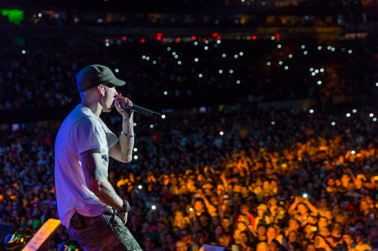 Eminem Rihanna The Monster Tour MetLife Stadium 17-08-2014 Photos by Jeremy Deputat 3