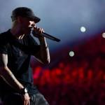 Eminem и Rihanna - The Monster Tour (Pasadena, Rose-Bowl) 08.08.2014 Photos by Jeremy Deputat