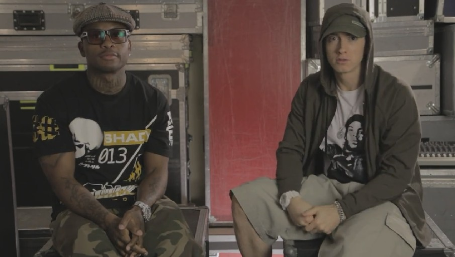 Eminem и Royce Da 59 -Total Slaughter Battle