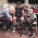 Команда стилистов Monster Tour
