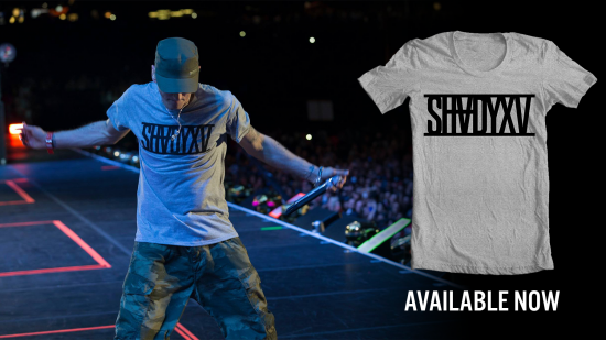 Eminem SHADYXV T-Shirt