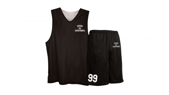 Shady VS Everybody Hot Weather Pack Jersey x Shorts