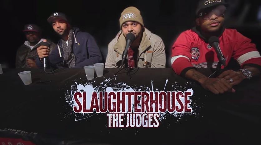 Total Slaughter: хроники батл-лиги Эминема