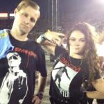 Alisha, Stan, The Monster Tour, фанат