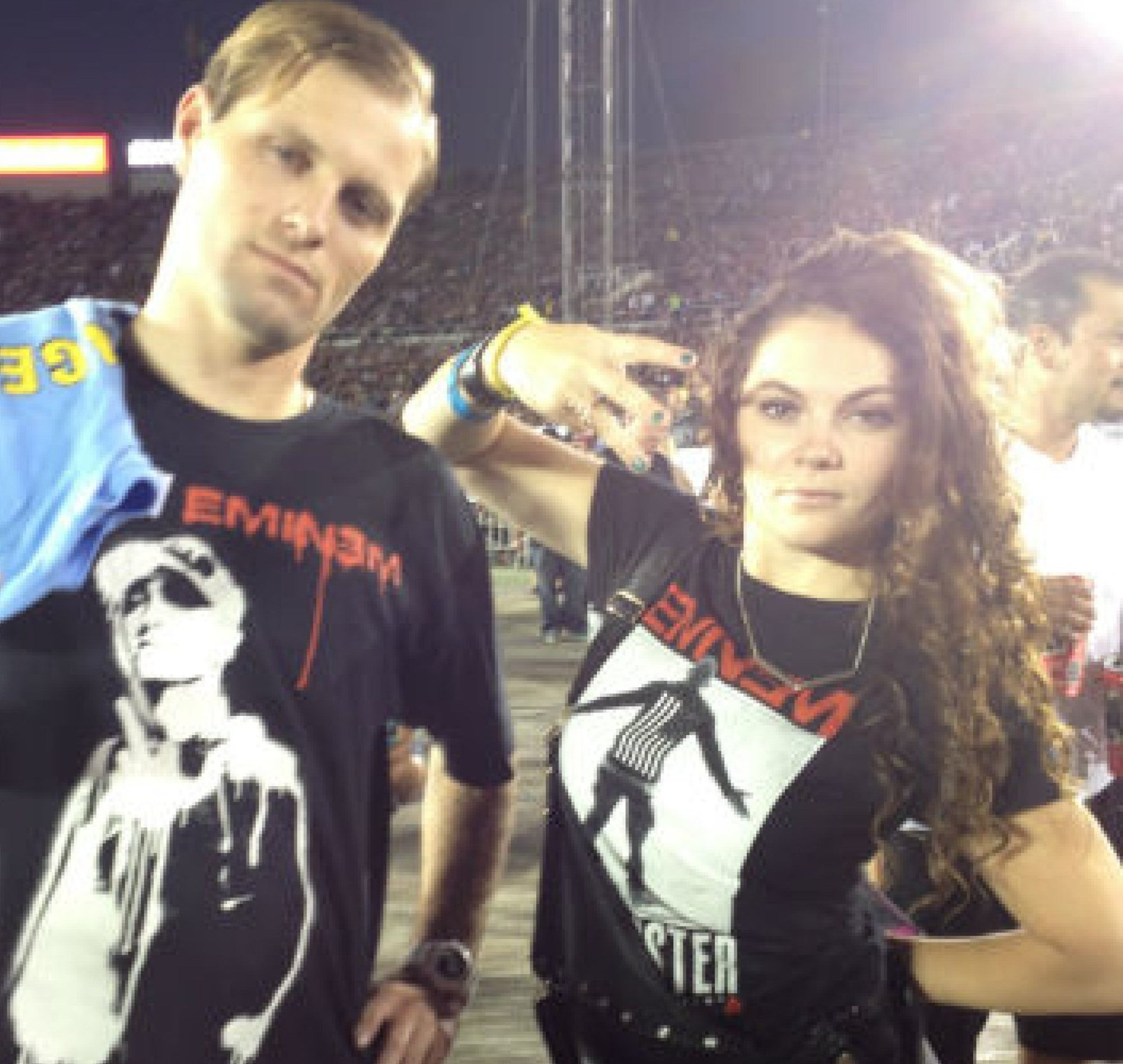 Ashkan, Stan, The Monster Tour, фанат