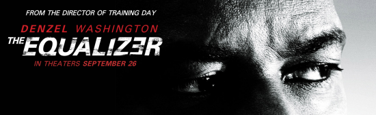 """Watch the preview of the new song from Eminem featuring SIA """"Guts Over Fear"""" in the new spot for Denzel Washington's new film The Equalizer- Available on iTunes August 25th. The Equalizer is in theaters September 26th."""