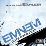 Fan art Eminem's Guts Over Fear / фан-обложка