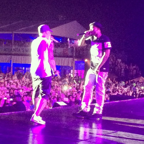Eminem - Music Midtown (at Piedmont Park, Atlanta) September 20, 2014