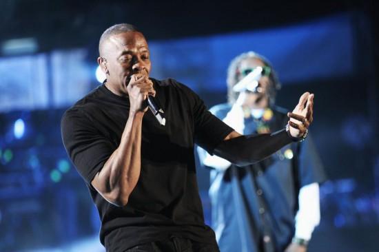 Dr. Dre возглавил топ «Хип-хоп Королей налички»