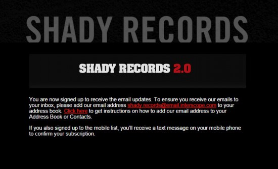 2014.09.12 - Shady Records 2.0