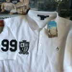 Eminem x Shady Records Country Club Rejects Polo White